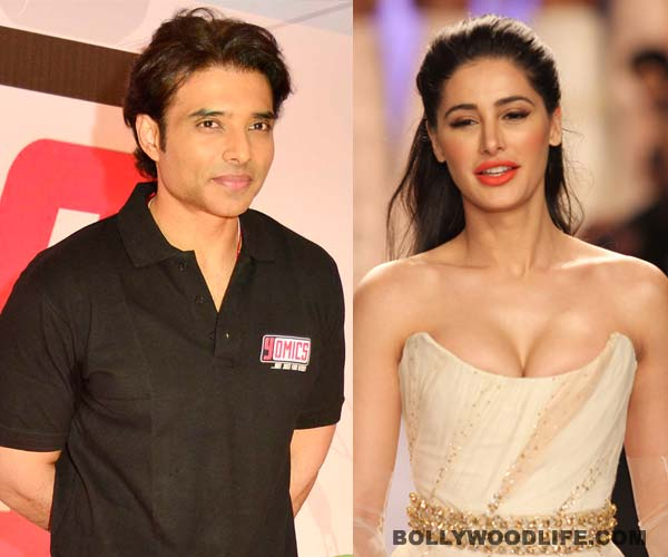 Did Uday Chopra call Nargis Fakhri a blonde?