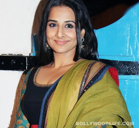 Vidya Balan turns down Jhalak Dikhhla Jaa!