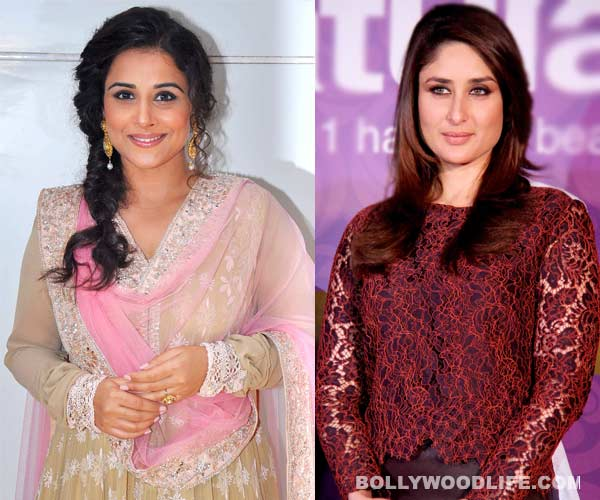 Kareena Kapoor Khan: I don't think I can ever do a film like Vidya Balan's The Dirty Picture!