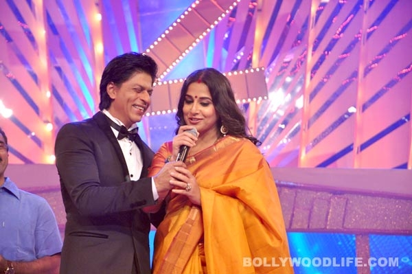 Vidya Balan waiting for the right script to work with Shah Rukh Khan!