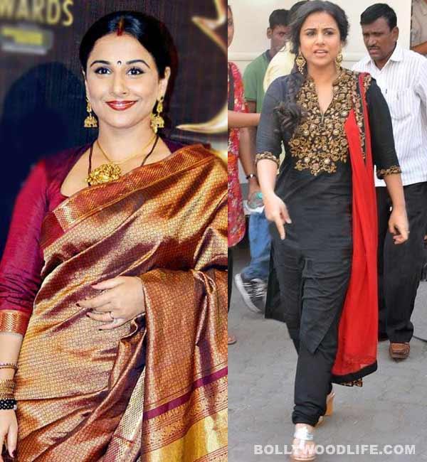 Has Vidya Balan lost weight?