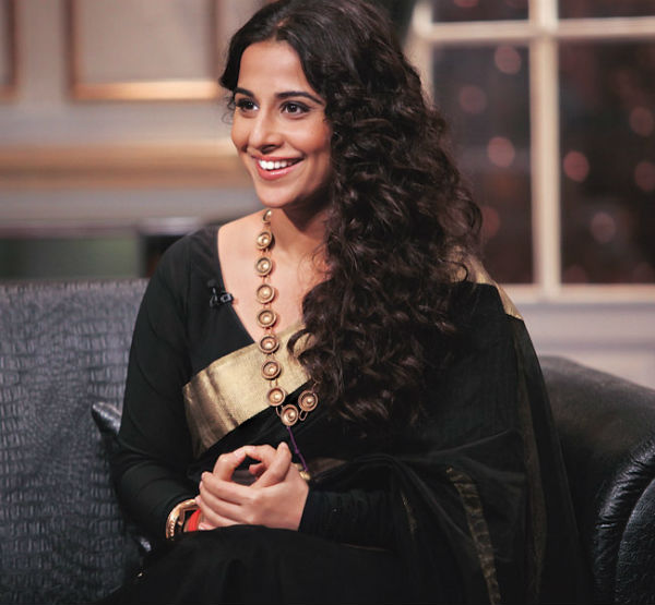 Vidya Balan: I have not really got offers for films with the Khans in the past seven years