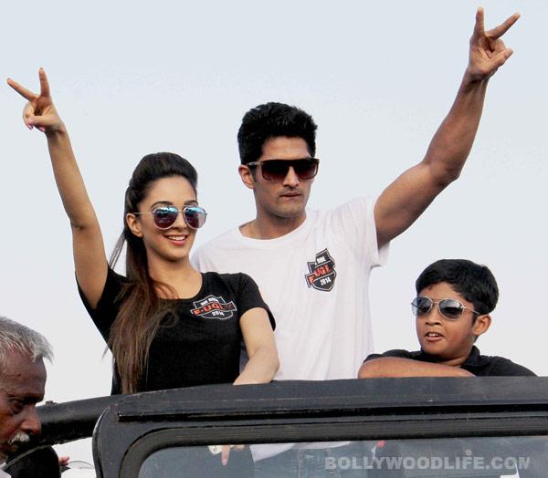 Kiara Advani impressed with Vijendra Singh