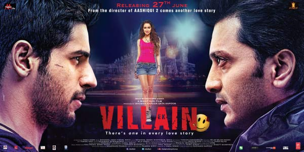 Ek Villain movie review: Riteish Deshmukh beats Sidharth Malhotra to emerge as the real hero of the film!