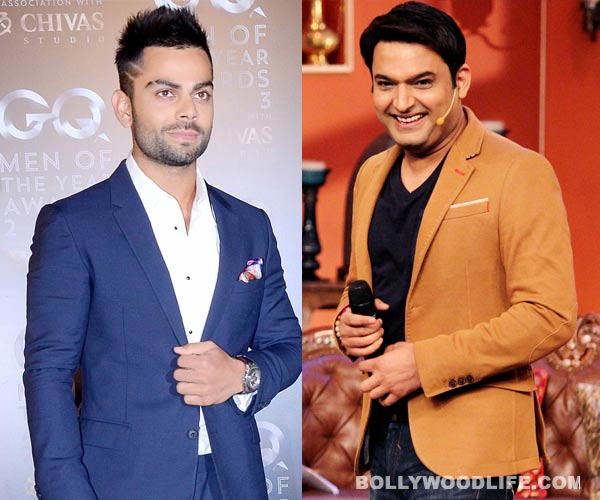 Comedy Nights with Kapil: After Yo Yo Honey Singh, Virat Kohli is Kapil Sharma's next guest!