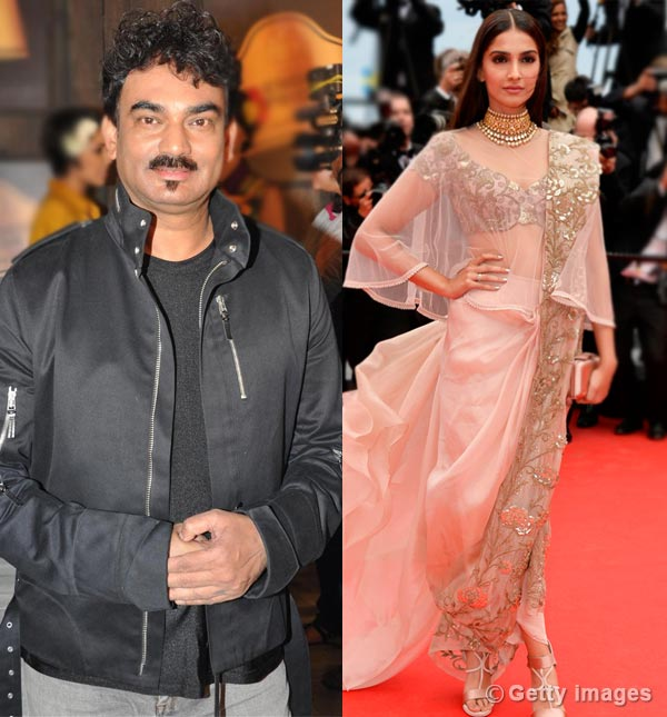 Wendell Rodricks: Sonam Kapoor is India' best style icon