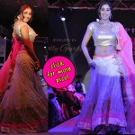 Charmi Kaur, Lakshmi Manchu, Regina Cassandra walk the ramp for charity – View pics!