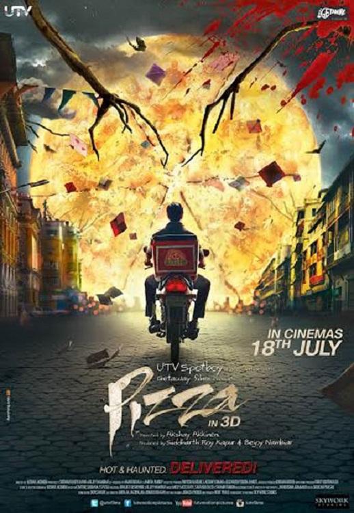 Pizza 3D movie review: Akshay Oberoi's horrific pizza is half baked!