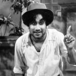 Vikram Prabhu remembers legendary actor Sivaji Ganesan on his 13th death anniversary!