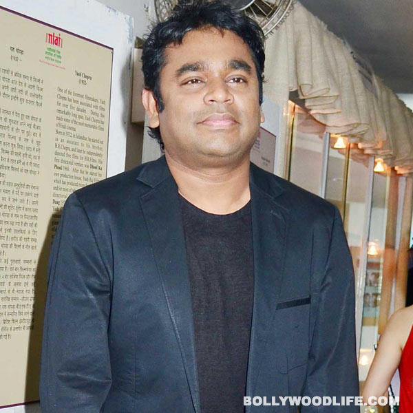 AR Rahman: Being home is the best place to be during holy fasting!