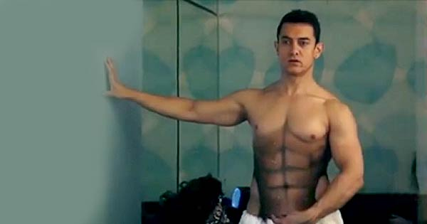 Aamir Khan to bare it all for PK's poster!