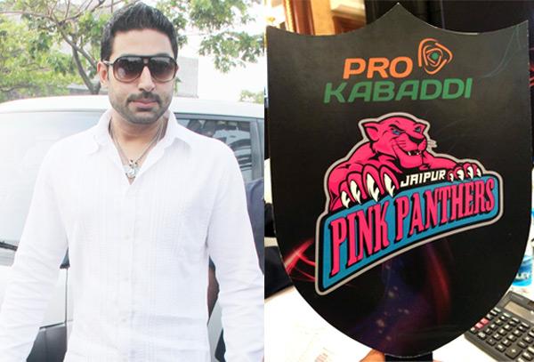 How is Abhishek Bachchan pampering his kabaddi team?