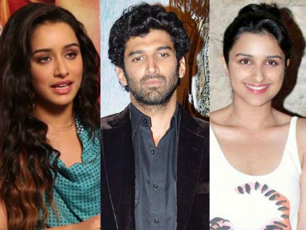 Aditya Roy Kapur goes to Parineeti Chopra to complain about Shraddha Kapoor!