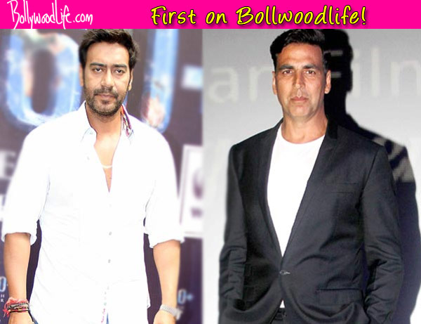 Ajay Devgn's Action Jackson to clash with Akshay Kumar's Shaukeen remake on November 7