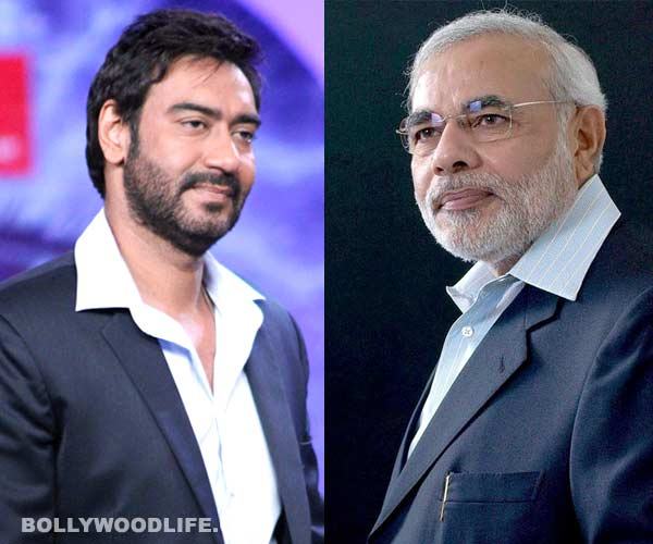 Ajay Devgn disappointed with Narendra Modi's Union Budget 2014!