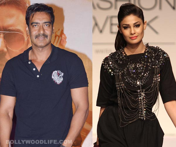 Is Pooja Gupta following in Ajay Devgn's footsteps?