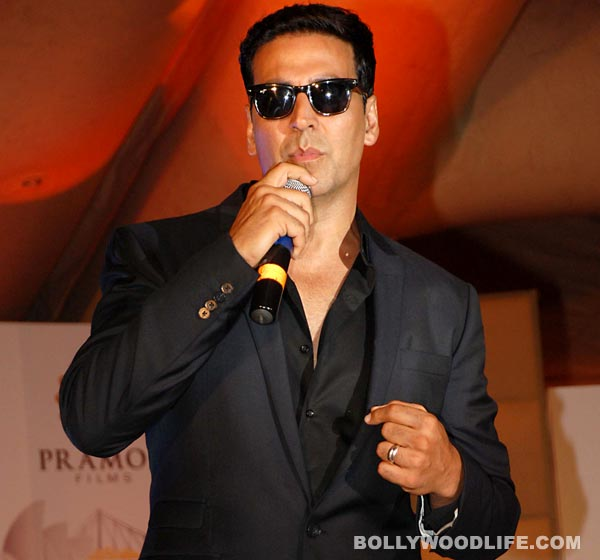 Akshay Kumar: Holiday inspired me to step out of my comfort zone!