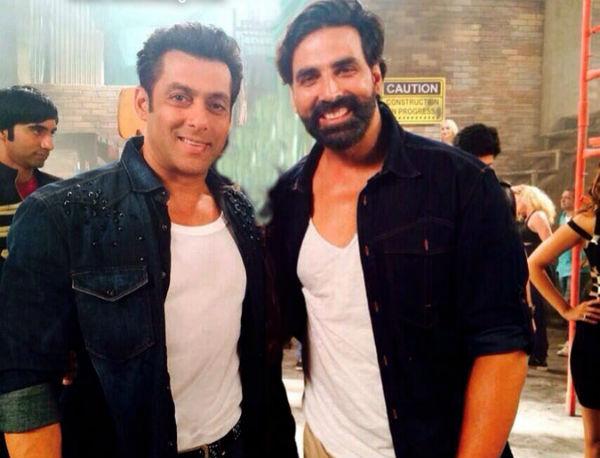 Revealed: Akshay Kumar is a part of Salman Khan's Kick!