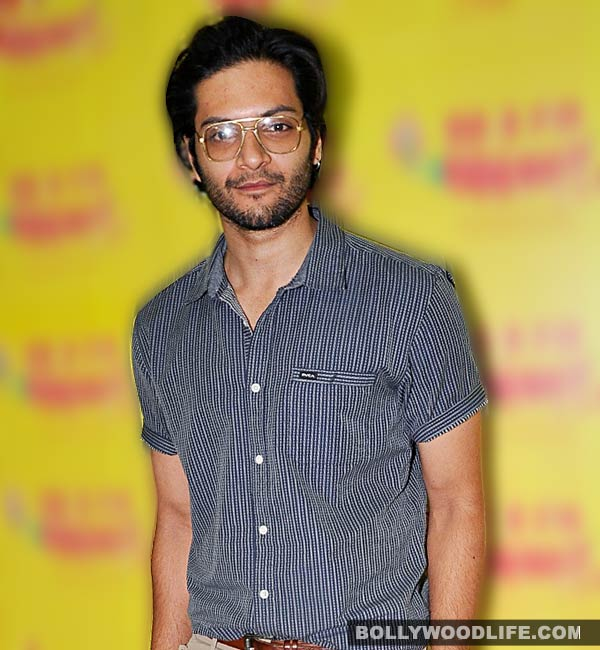 Ali Fazal needed a lot of convincing to do Bobby Jasoos