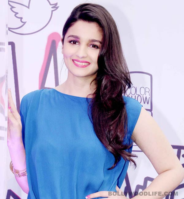Alia Bhatt: I love to sing, It gives me a certain sense of peace