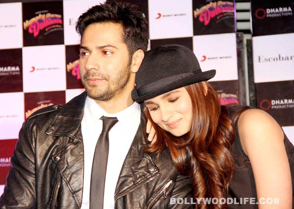 Alia Bhatt: Varun Dhawan and I aren't dating anybody at the moment