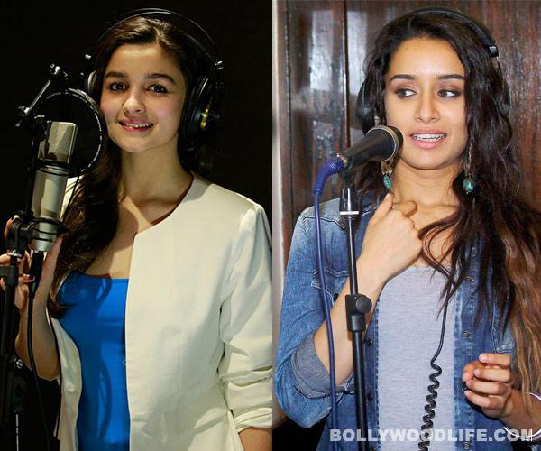 Alia Bhatt or Shraddha Kapoor - who is a better singer? Vote!