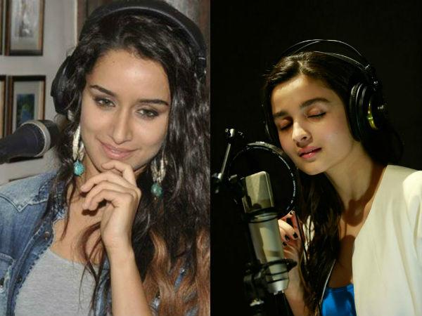 Shraddha Kapoor better singer than Alia Bhatt, think fans!