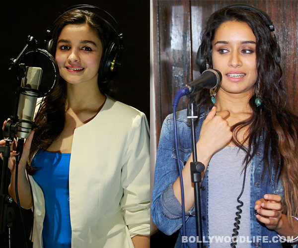 Alia Bhatt: I don't care about being compared with Shraddha because I am not comparing in my head