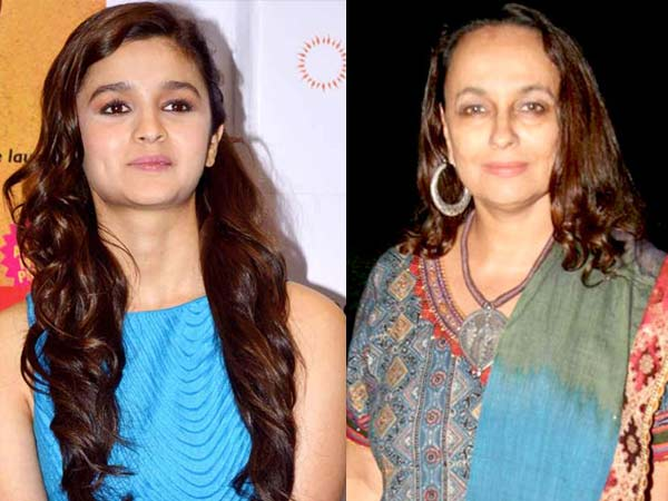 Alia Bhatt: I won't work in my mom Soni Razdan's next film!