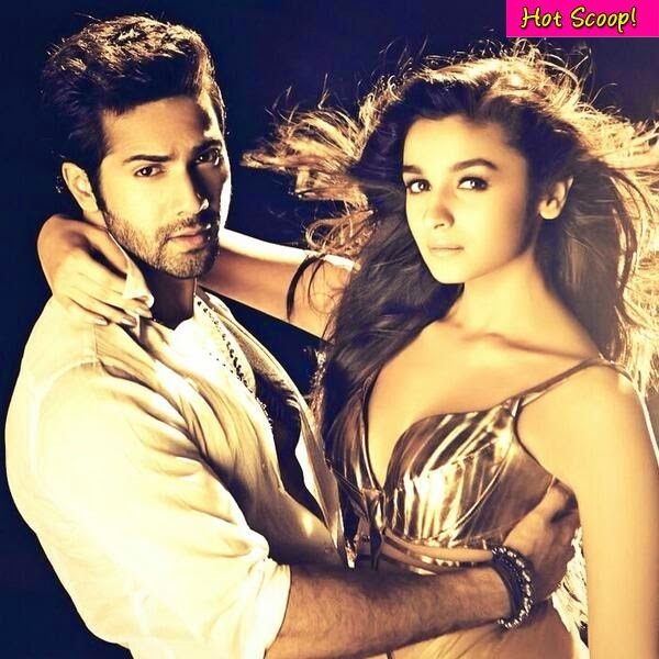 Is Alia Bhatt really dating Varun Dhawan?