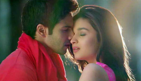 Alia Bhatt: Varun Dhawan and I are a schizophrenic couple!