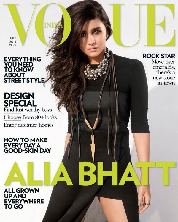 Alia Bhatt oozes glamour on her new cover!