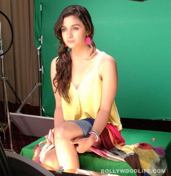 Alia Bhatt: I work as hard as an outsider in Bollywood!