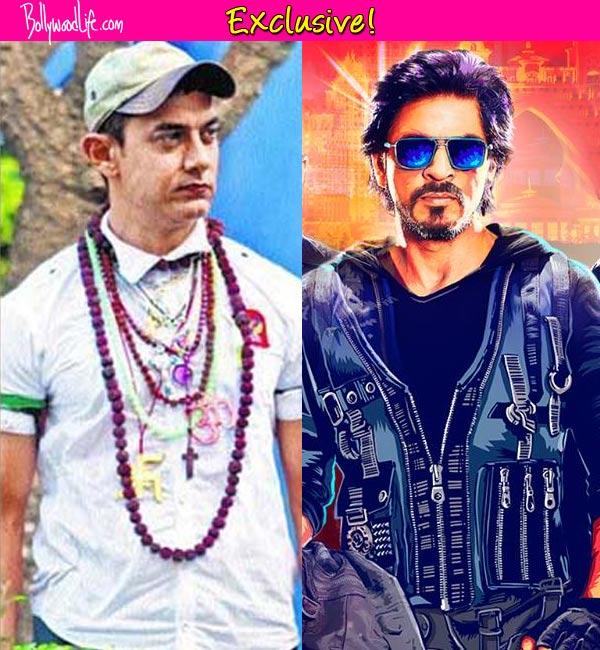Exclusive: Aamir Khan's PK trailer to release alongside Shah Rukh Khan's Happy New Year promo!