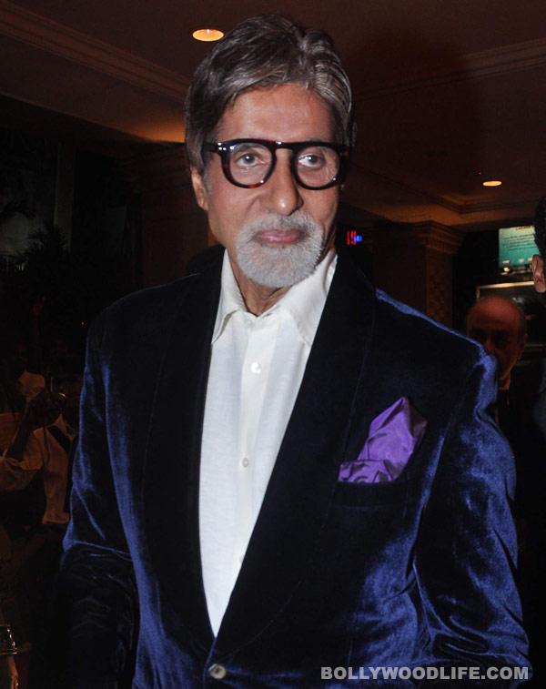 Amitabh Bachchan: I am ready to work on a tobacco campaign