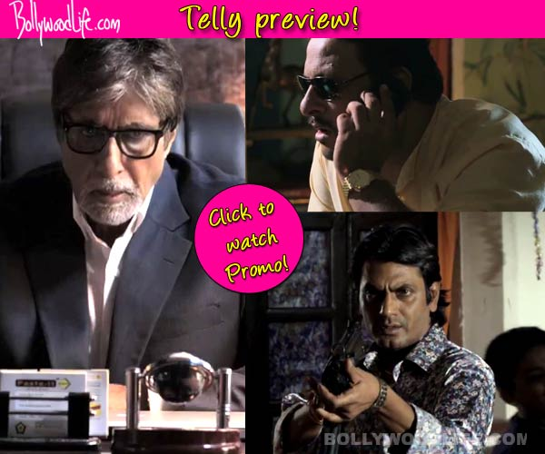 Yudh preview: Amitabh Bachchan's new show looks promising!