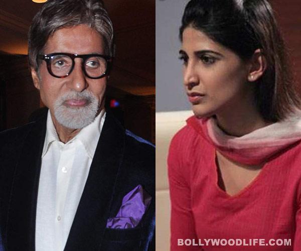 Aahana Kumra: I was not nervous to work with Amitabh Bachchan!