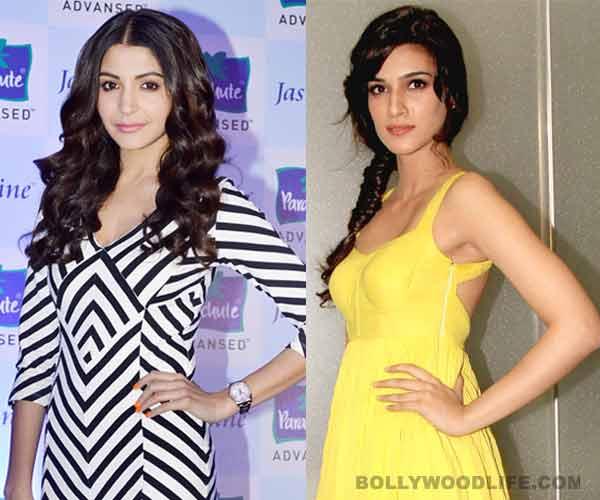 Has Kriti Sanon replaced Anushka Sharma?