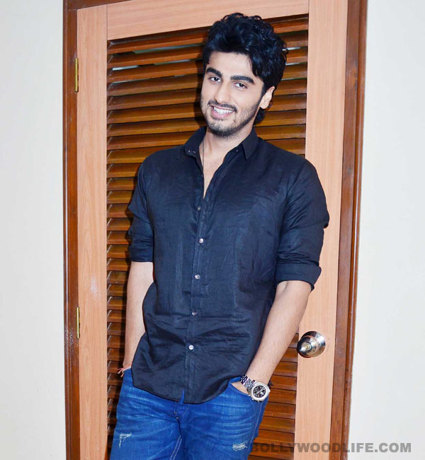 Arjun Kapoor: Finding Fanny was like holiday for me!