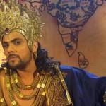 Mahabharat: Arpit Ranka shoots despite injury