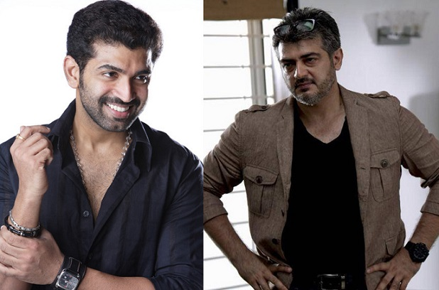 Arun Vijay to play baddie in Ajith's next film!