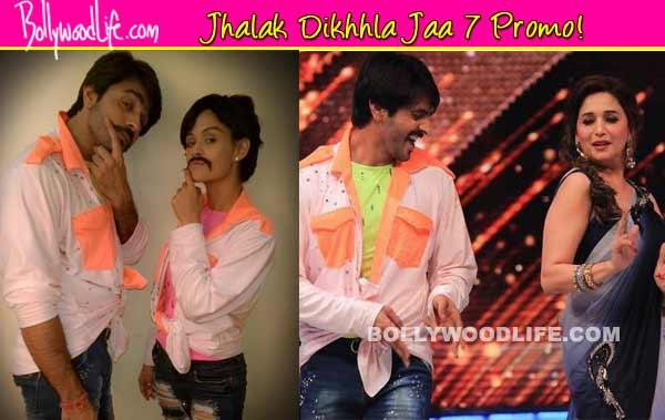 Jhalak Dikhhla Jaa 7 promo: Madhuri Dixit impressed with Ashish Sharma's performance