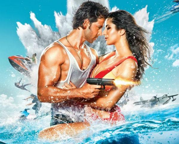 Hrithik Roshan and Katrina Kaif floored with Bang Bang teaser response!