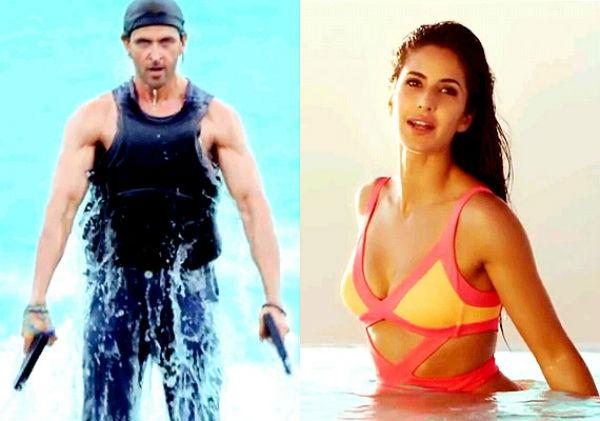 Bang Bang teaser: Hrithik Roshan and Katrina Kaif give an adrenaline rush!