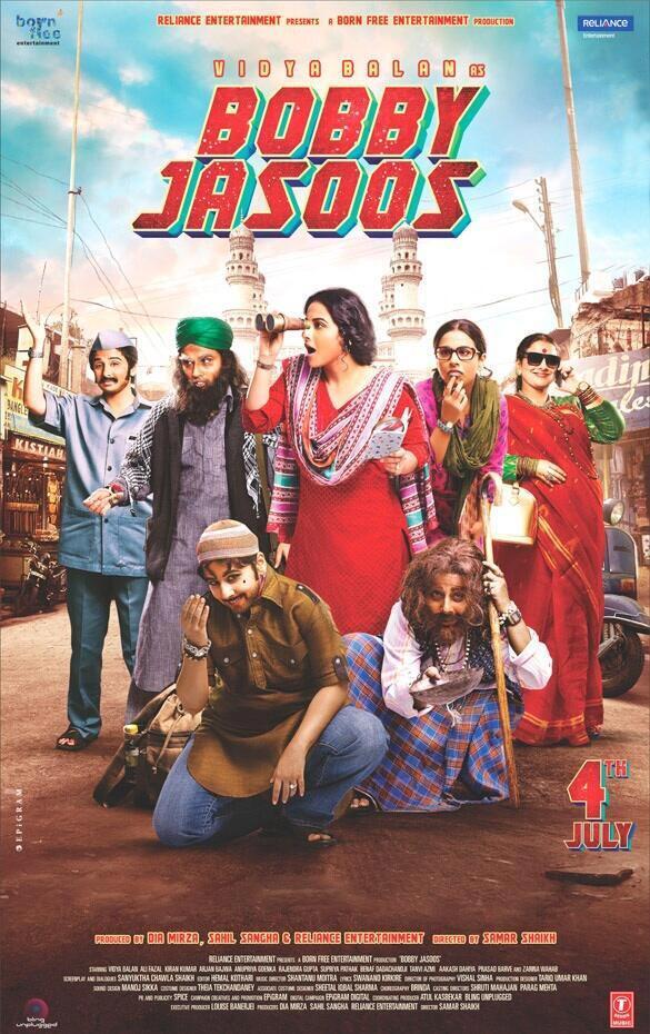 Bobby Jasoos movie review: Bobby Jasoos has a weak script, but Vidya Balan saves the day!