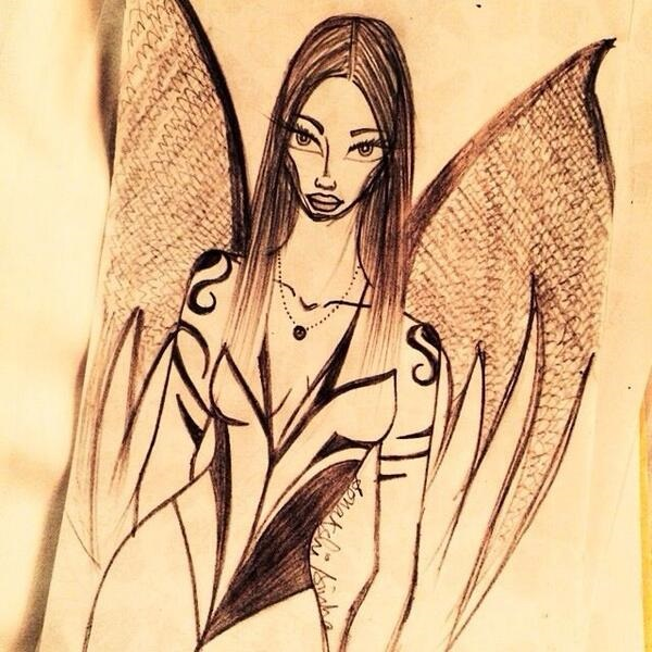 Sonakshi Sinha comes up with a brilliant sketch-View pic!