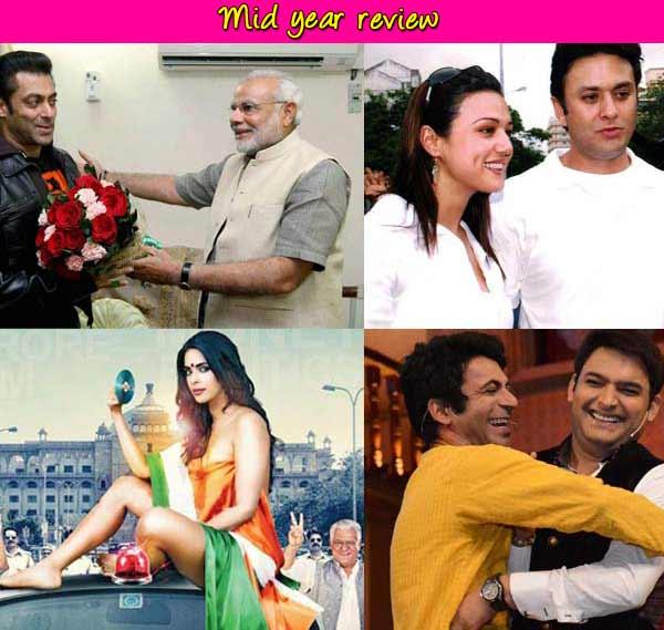 Salman Khan, Preity Zinta, Priyanka Chopra and Mallika Sherawat: B-town's controversy magnets!