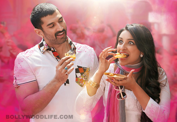 Daawat-e-Ishq trailer launch: Aditya Roy Kapur and Parineeti Chopra will tickle our taste buds at an Iftaari party!