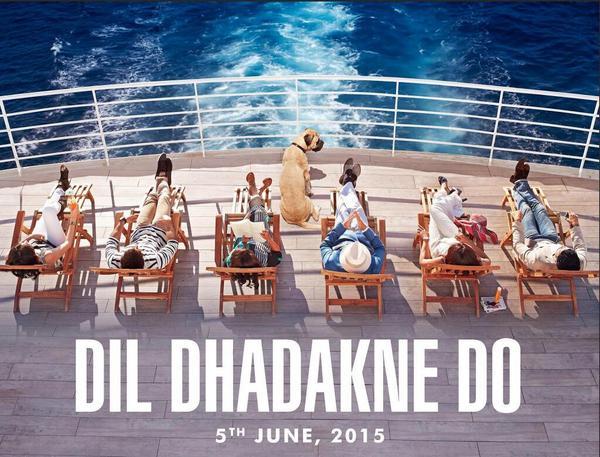 Dil Dhadakne Do first look: Priyanka Chopra, Ranveer Singh, Anushka Sharma up the excitement levels!