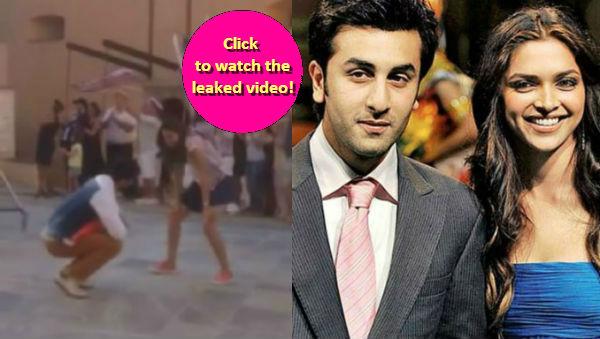 Leaked: Ranbir Kapoor and Deepika Padukone's romantic video from Corsica!
